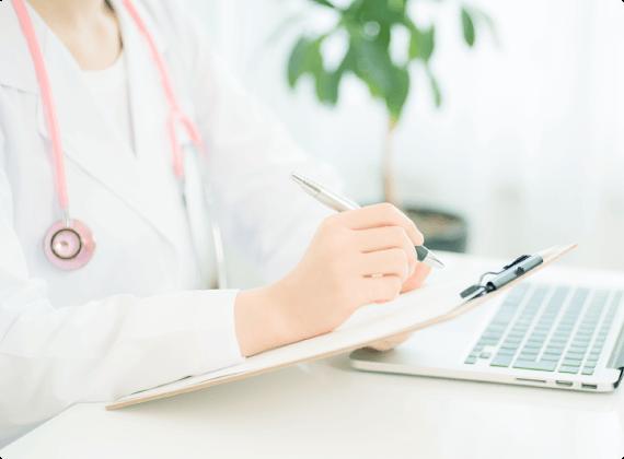 帝王切開をはじめ、婦人科疾患等、手術時の麻酔を女性麻酔科医が担当します。